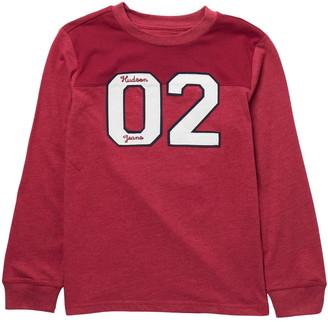 Hudson Football Long Sleeve T-Shirt