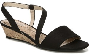 LifeStride Yasmine Strappy Wedge Sandals Women's Shoes