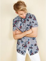 GUESS Astral Floral Shirt