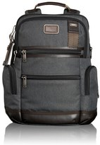 Tumi Men's 'Alpha Bravo - Knox' Backpack - Grey