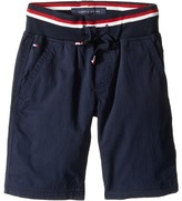 Tommy Hilfiger Signature Pull-On Shorts Boy's Shorts