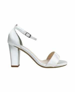 Dyeables Maddox Block Heel Sandal Women's Shoes