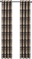 JCPenney QUEEN STREET Queen Street Skyline 2-Pack Curtain Panels