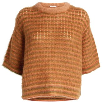 Chloé Short-Sleeved Sweater