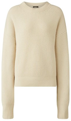 Joseph Wool Ribbed Sweater