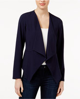 Kensie Date Night Waterfall Blazer