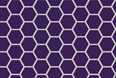 SheetWorld Crib Sheet Set - Honeycomb - Made In USA