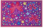 Fun Rugs Fun RugsTM Butterfly Valley 3-Foot 3-Inch x 4-Foot 10-Inch Accent Rug