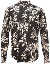 Saint Laurent Hawaiian print shirt