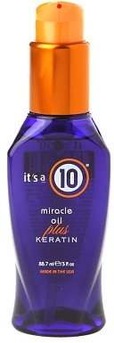 It's A 10 Miracle Oil Plus Keratin