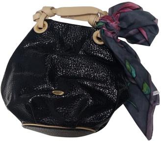 Reclaimed Vintage Black Patent leather Handbags