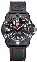 Luminox New Men's 3035 Cornado Red and Black Watch