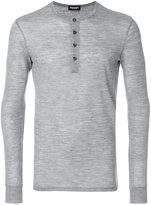 DSQUARED2 long-sleeved top