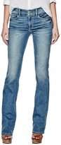 GUESS Shape-Up Mini Bootcut Jeans