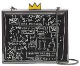 Alice + Olivia Basquiat Clutch