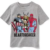 Old Navy Marvel Comics Superhero Tee for Baby