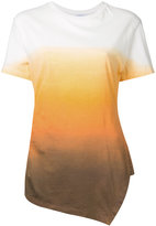 J.W.Anderson ombré print T-shirt - women - Cotton - L