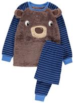 George Bear Fleece Pyjama Gift Set