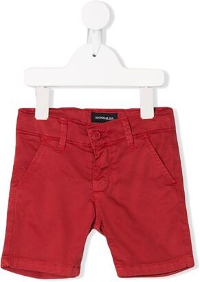 MonnaLisa Slim-Fit Shorts