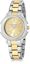 Just Cavalli Just Decor Two Tone Stainless Steel Women's Watch