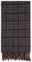 Polo Ralph Lauren Reversible Driver Plaid Scarf
