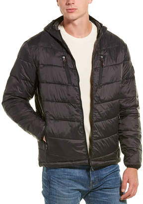 Hawke & Co Packable Puffer Jacket