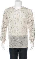 Dries Van Noten Floral Print Sweater w/ Tags
