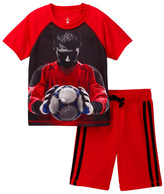 Petit Lem Soccer Star Pajama (Little Boys & Big Boys)