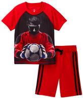 Petit Lem Soccer Star Pajama (Little Boys & Big Boys)