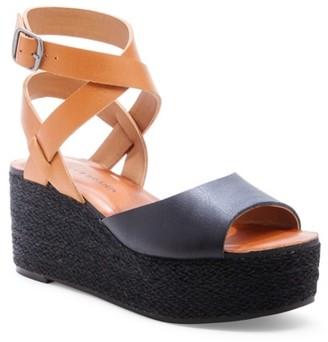 Lucky Brand Ginny Wedge Sandal
