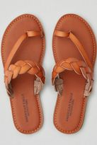 American Eagle Outfitters AE Flat Braid Sandal
