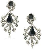 ABS by Allen Schwartz Chandelier Pierced Earrings
