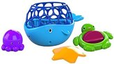Kids II Oball - Tubby Scoop Friends Bath Toys