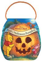 Disney Winnie the Pooh: Pooh's Halloween Pumpkin Book