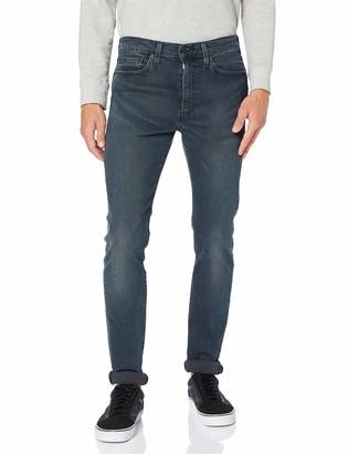 Levi's Men's 510 SKINNY FIT Jeans Blue (BROKEN RAW) W30/L32 (Manufacturer size: 30)