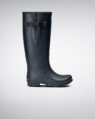 Hunter Norris Field Wide Fit Rain Boots