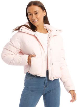 Miss Shop Puffer Jacket Lt