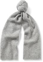 Cos - Textured Alpaca-blend Scarf