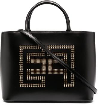 Elisabetta Franchi Stud-Embellished Tote Bag