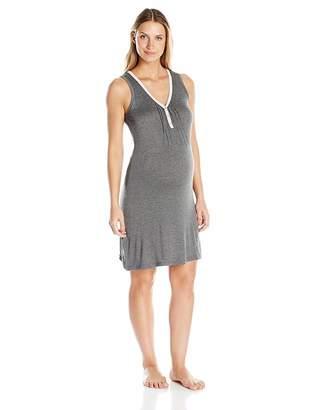 Lamaze Women's Maternity Sleep Gown