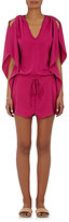 Barneys New York WOMEN'S BREEZY SLEEVELESS ROMPER-PINK SIZE XS