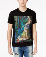 GUESS Men's Flame Girl Graphic-Print T-Shirt