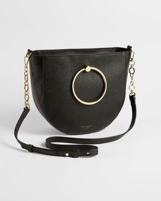 Ted Baker Circular Handle Medium Shoulder Bag
