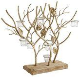 Pier 1 Imports Tree Centerpiece Tealight Holder - Gold