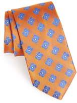 Nordstrom Cameron Floral Medallion Silk Tie