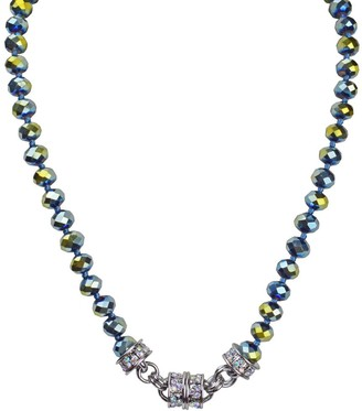 Kirks Folly Thor Beaded Magnetic Necklace