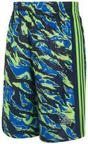 adidas Printed Influencer Shorts, Little Boys