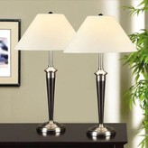 3.1 Phillip Lim Jeann Buffet Lamp Set Winston Porter