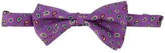 Etro Paisley Bow Tie