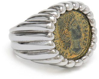 Dubini Constantine Coin Ring, Size 6